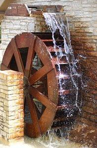 roda d'água