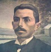 Retrato de Euclides da Cunha