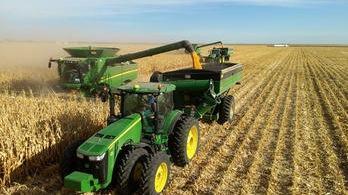 A mecanização agrícula é uma das causas do êxodo-rural