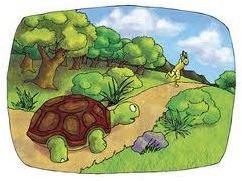 Fábula da lebre e a tartaruga