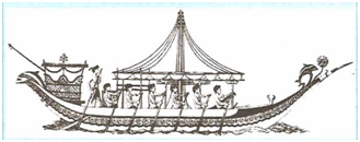 Barco fenício