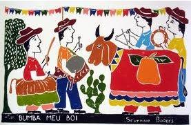 Bumba-meu-boi - dança folclórica brasileira