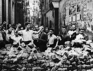 Barcelona e a Guerra Civil