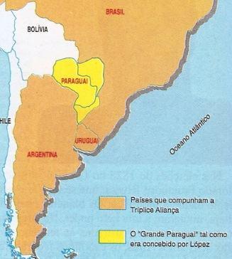Causa da Guerra do Paraguai