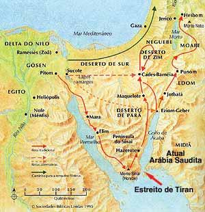 Êxodo dos Hebreus
