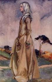 Mulher medieval