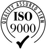 Certificado ISO 9000