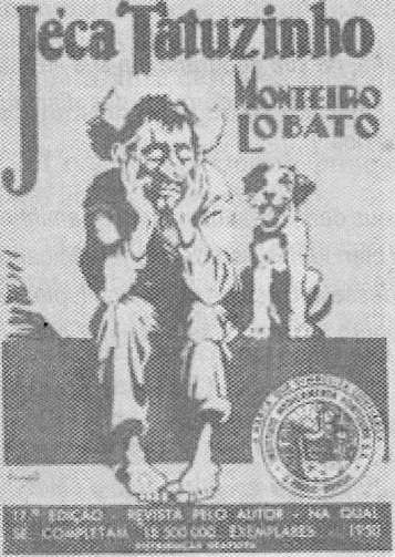 Monteiro Lobato, Jeca Tatuzinho