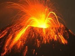 Lavas vulcânicas