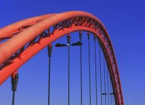 Liga metálica - ponte