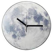 Lua relógio