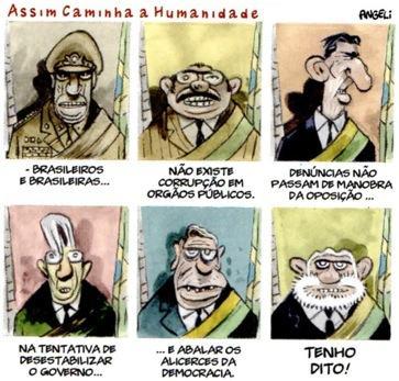 Lula e a corrupção