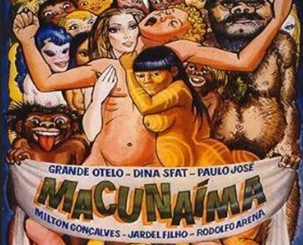Capa do livro Macunaíma