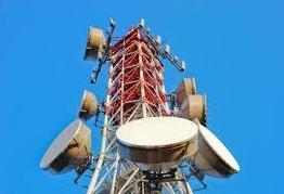 Antenas que emitem micro-ondas