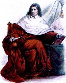 Retrato de Montesquieu, pensador iluminista