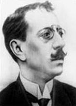 Retrato de Olavo Bilac, poeta do parnasianismo