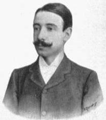 Retrato do poeta parnasiano Alberto Oliveira