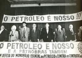 Criação da Petrobrás