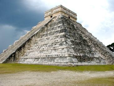 Pirâmide - Maias
