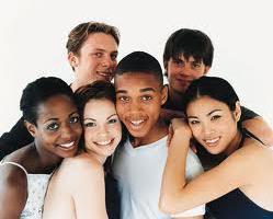 As diferentes raças humanas