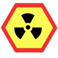 Símbolo da radiatividade