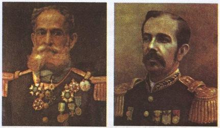 Governantes militares da República da Espada