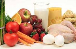 Alimentos que contêm sais minerais