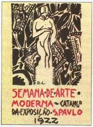 Exposição de Artes Plásticas da Semna da Arte Moderna de 1922