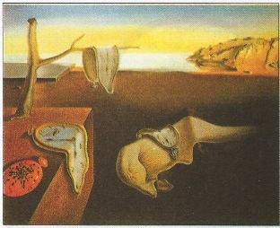 A Persistência da Memória - obra ícone do surrealismo de Dali