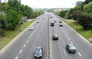 Meio de transporte rodoviário